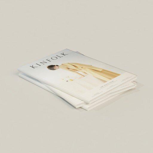 Thumbnail: Kinfolk Magazine