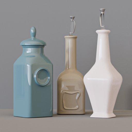 Thumbnail: KITCHEN SET 04 - Porcelain Decor