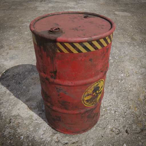 Thumbnail: Toxic Barrel Red