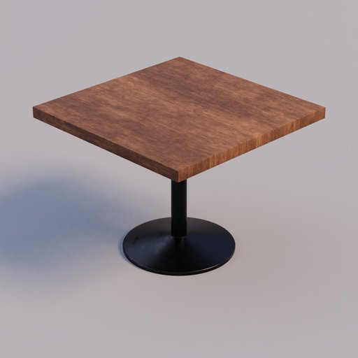 Thumbnail: cafe table
