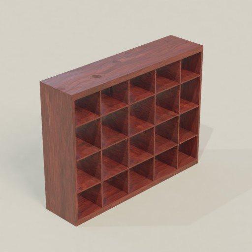 Thumbnail: Book shelf