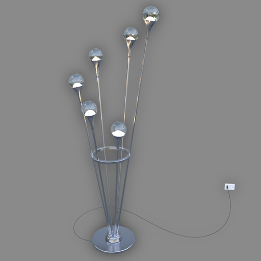 Thumbnail: Modern lamp #05