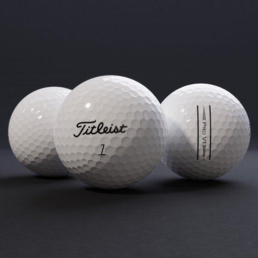 Thumbnail: Golf Ball