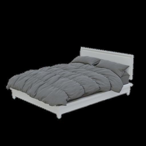 Thumbnail: Creased bed