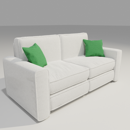 Sofa 01 Two seater