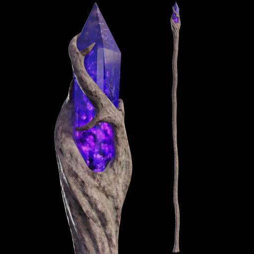 Thumbnail: Magic Staff