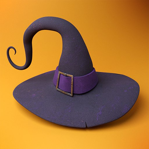 Thumbnail: Witch's hat