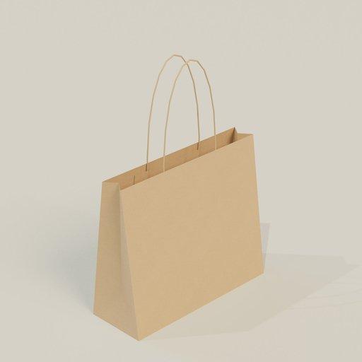 Thumbnail: CardBoard Bag