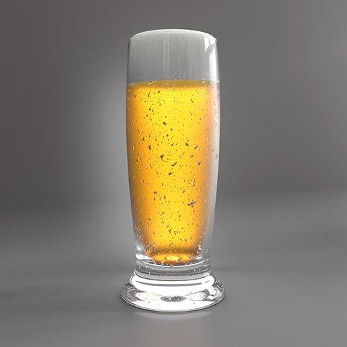 Thumbnail: Beer procedural