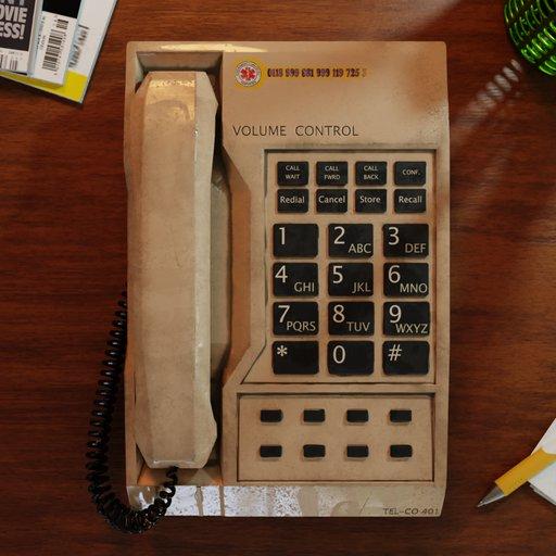 Nineties Telephone