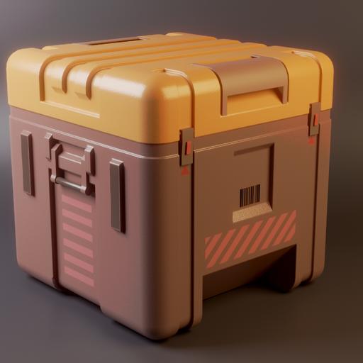 Thumbnail: Sci-Fi-Crates