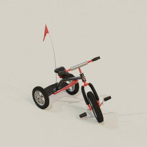 Thumbnail: Kid Tricycle