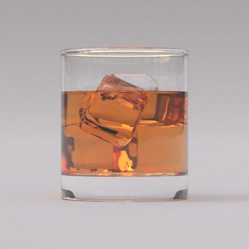 Thumbnail: whiskey glass full