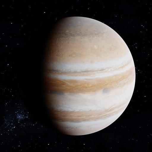 Thumbnail: Jupiter