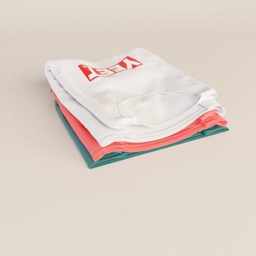 Thumbnail: T-shirt pack folded