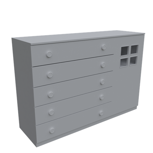 Thumbnail: Primore chest of drawers
