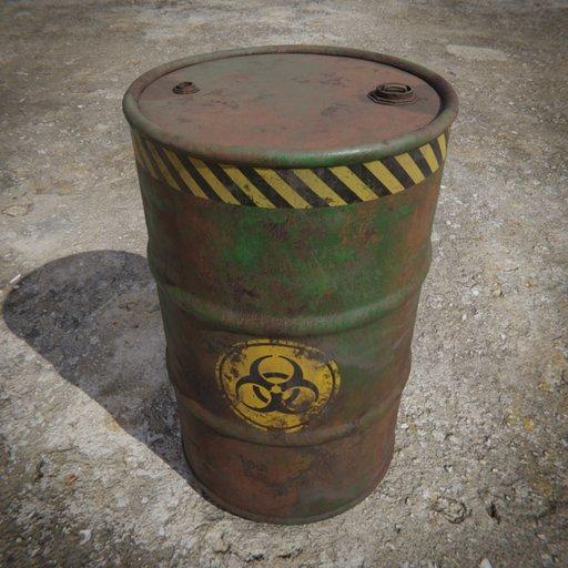 Thumbnail: Toxic Barrel