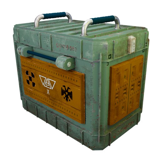 Thumbnail: Large Crate