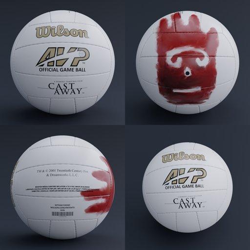 Thumbnail: Cast Away Volleyball