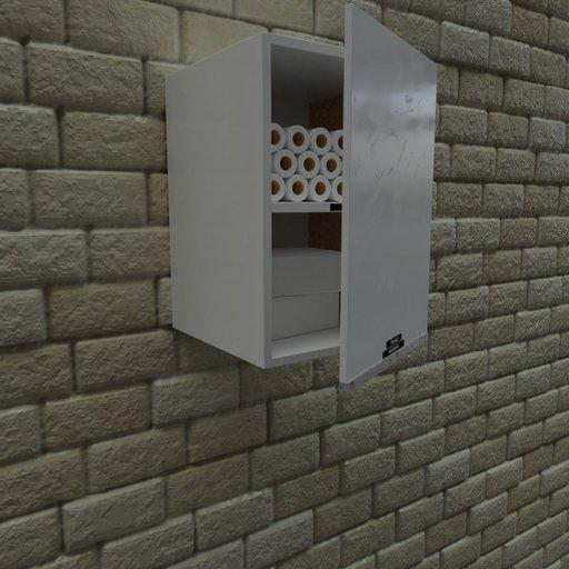 Thumbnail: Simple Cupbord