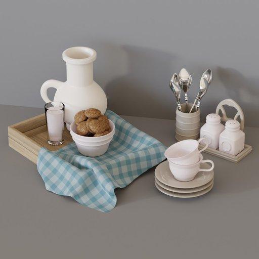 Thumbnail: Kitchen set 01