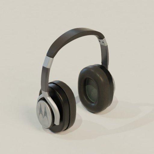 Thumbnail: Headphone Motorola SH004