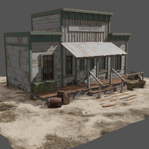 Thumbnail: Western house