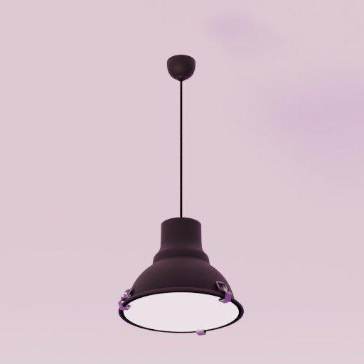 Industrial Look Lamp
