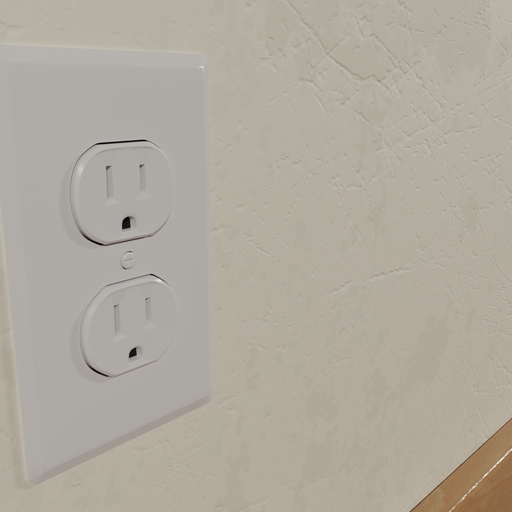 Electrical Outlet (Type B)