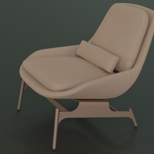 Thumbnail: Field Lounge Chair