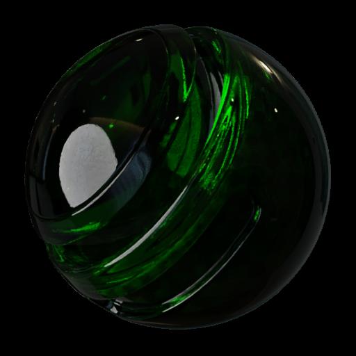 Thumbnail: Green Glass