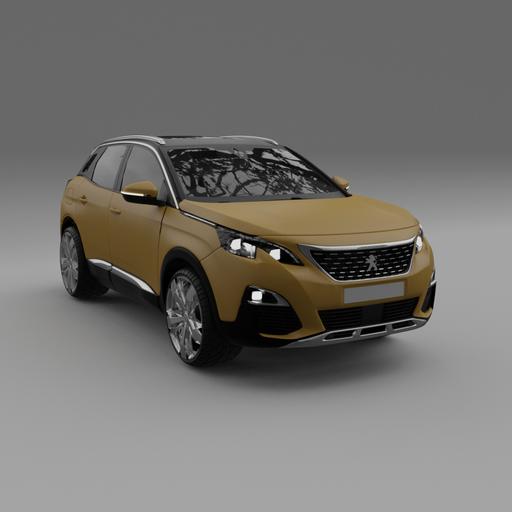 Thumbnail: Peugeot 3008