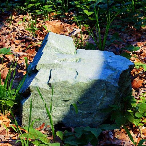 Thumbnail: Rock - photoscanned medium