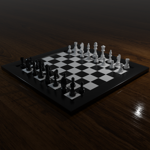 Thumbnail: Chessboard