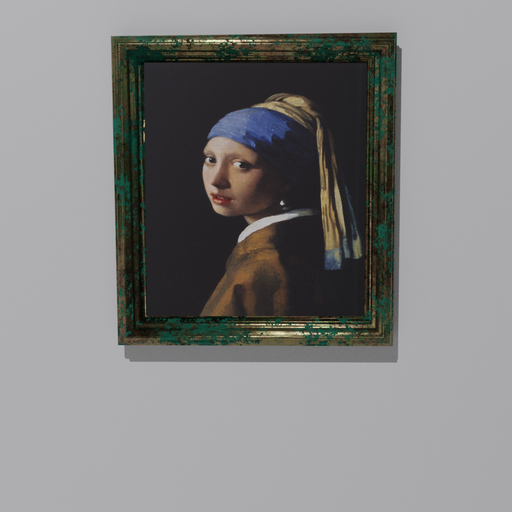 Thumbnail: Girl with a Pearl Earring