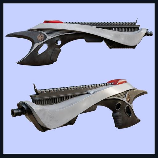 Thumbnail: Sci-Fi style Weapon