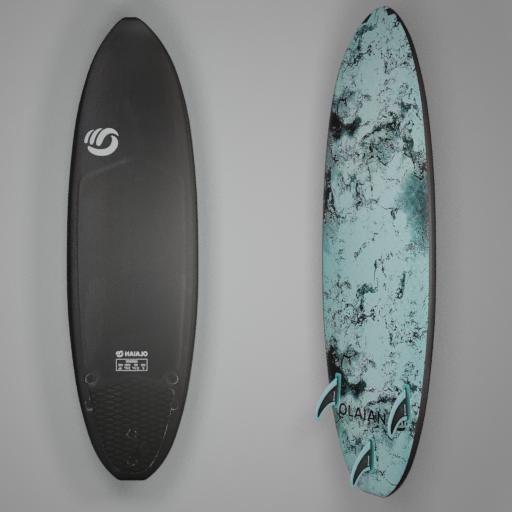 Thumbnail: Surfboard