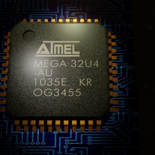 Thumbnail: Integrated circuit