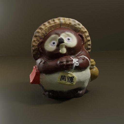 ShigarakiTanuki(ver2)