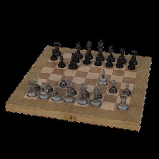 Thumbnail: Chess game